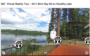 Realtors are able to generate leads and VR ROI by providing immersive experiences