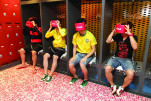 marketers are figuring out how to use vr for immersive experiences