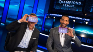VR marketing gets fans in the picture at Champions League
