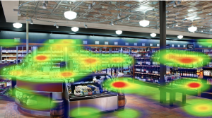 heatmap data takes VR retail to a new level for merchandisers