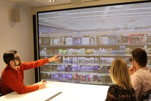 L'Oreal expedites their time to market using virtual reality for retail product design and strategic merchandising.