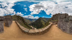 Stunning 3D VR travel experience to Machu Picchu in Peru by YouVisit.