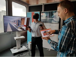 Seimens, German technology giant help with VR training solution