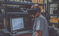 Charlie Fink Writes About VR Training Next Generation of Workers