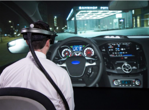 VR technology assists Ford Engineers for more efficient vehicle development
