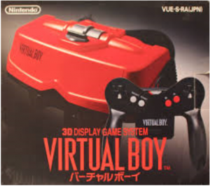 Nintendo's Virtual Boy console offered the first mobile VR experience but due to a lack of design details Nintendo was forced to pull it from consumer shelves.