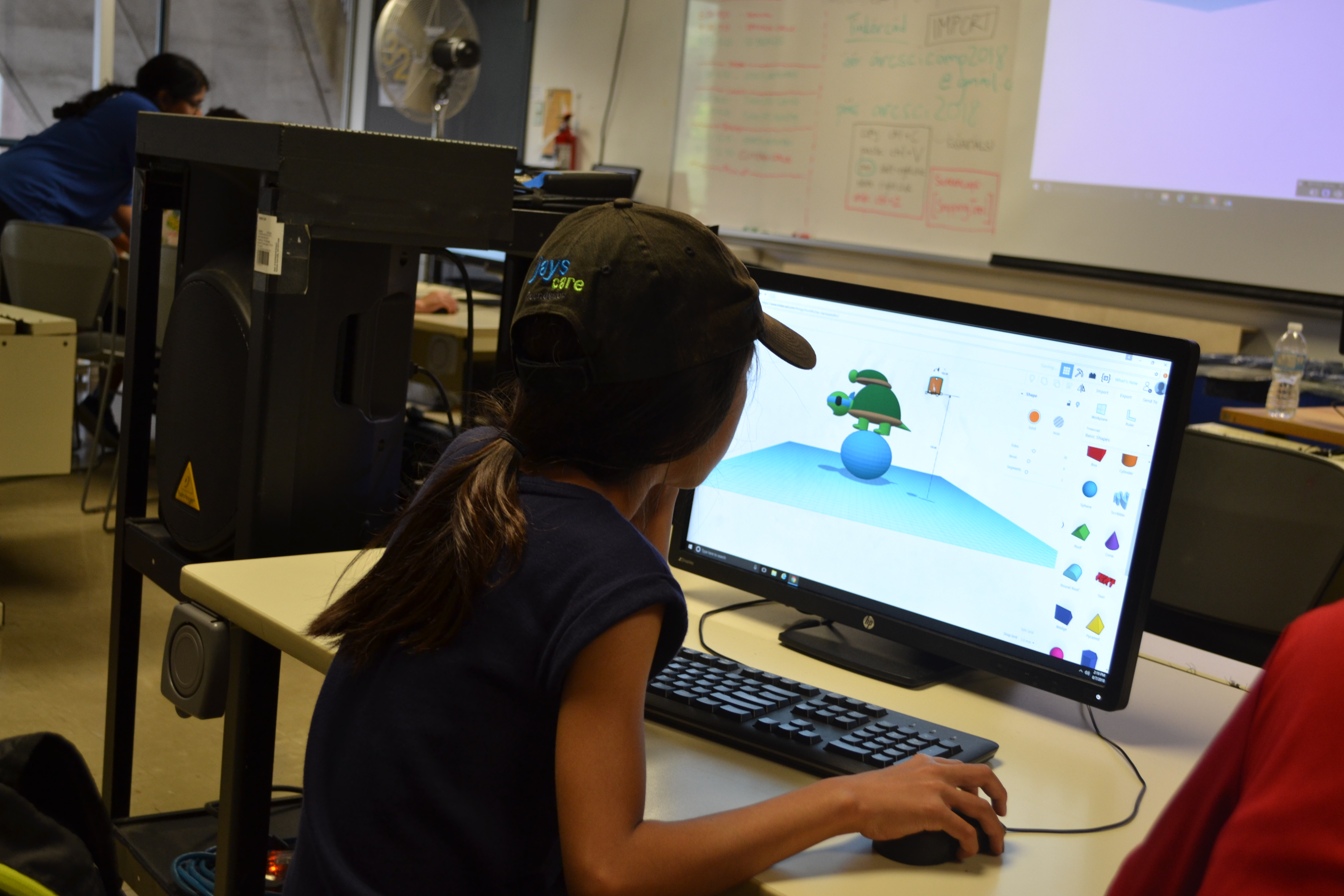 Read more about the article Creating with VR: How Ryerson's Summer Camp is Shaping Tomorrow's Designers