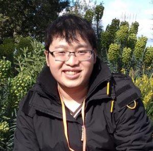 Portrait photo of our Yulio VR employee Geoffrey