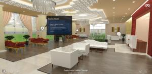 Screenshot of VR content creation enhancements