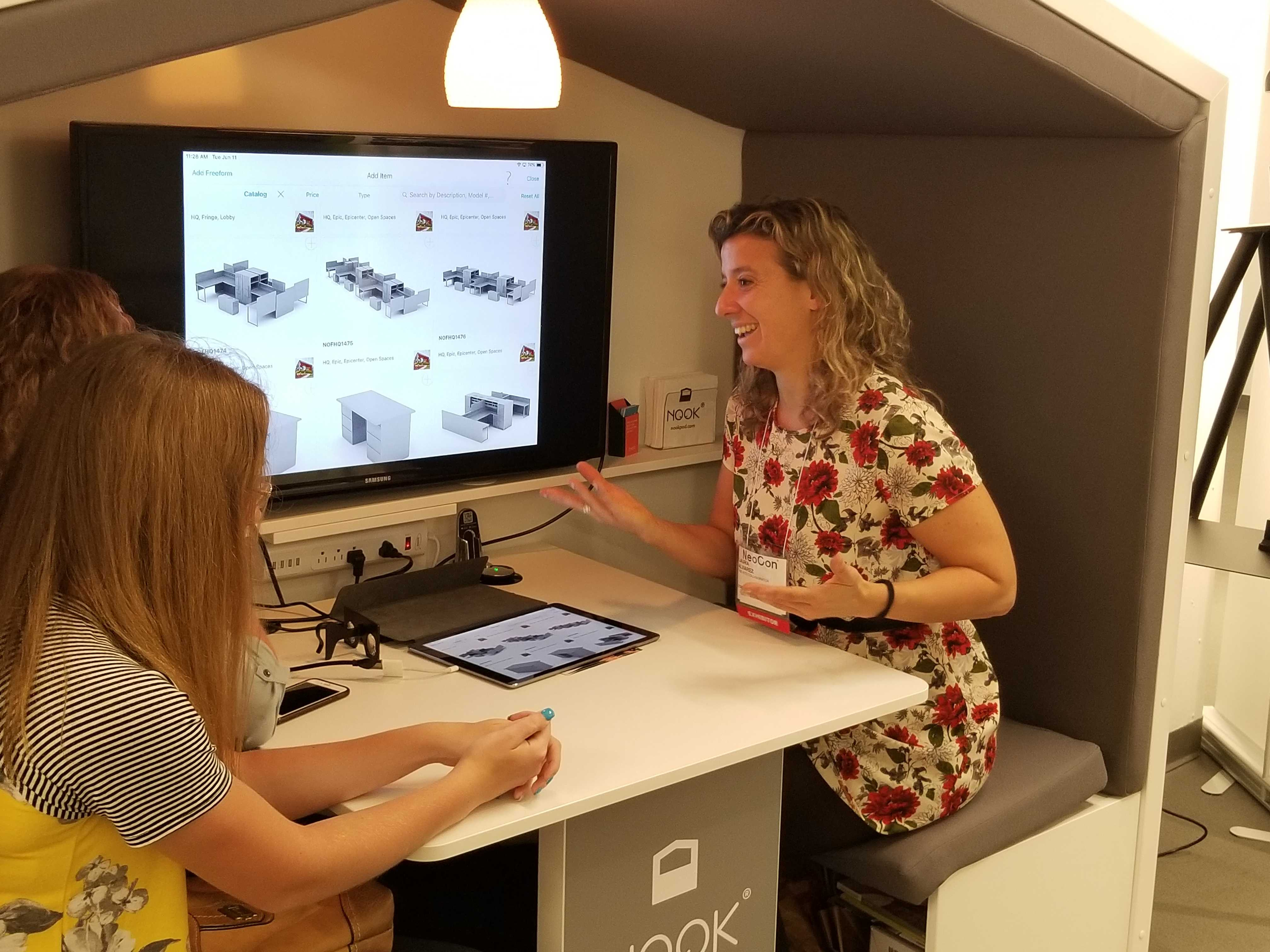 Read more about the article NeoCon 2019: Top 5 Design and Technology Trends from NeoCon