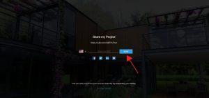 Send VR project via text