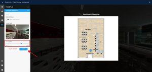 Yulio floor plan, manage size