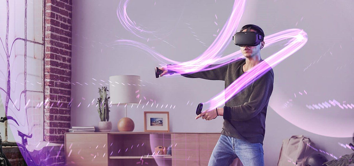 Read more about the article VR Headset: Oculus Quest Review and First Impression
